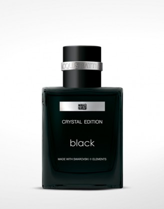 Black Man 50ml made with Swarovski elements