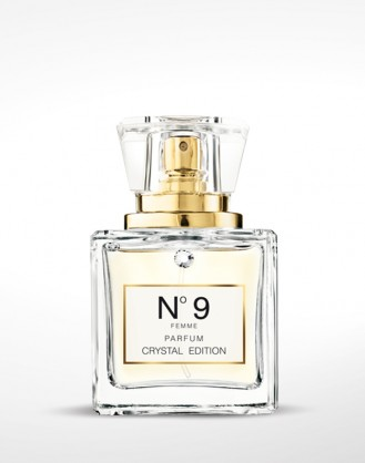 No.9 made with Swarovski elements 100ml