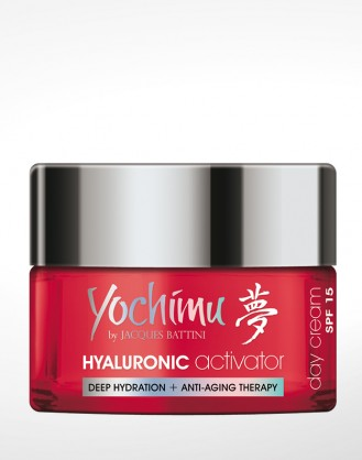 Yochimu Day Cream with Asian Formula