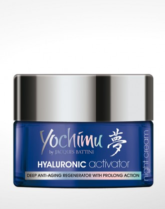 Yochimu Night Cream with Asian Formula