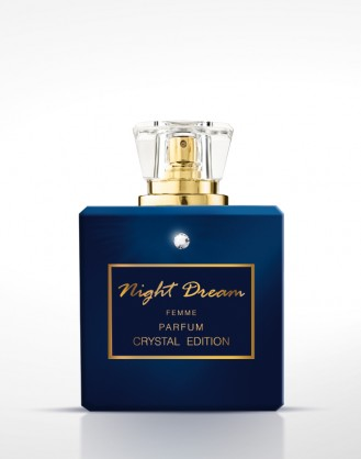 Night Dream 100ml made with Swarovski elements