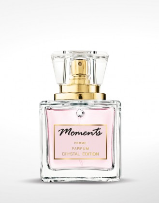 Moments 50ml made with Swarovski elements