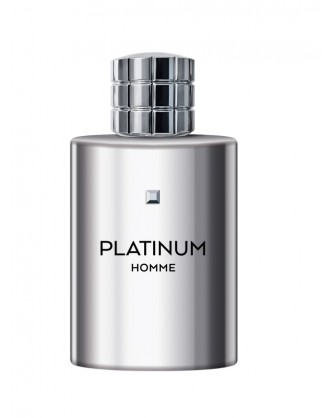 Platinum 100ml made with Swarovski elements